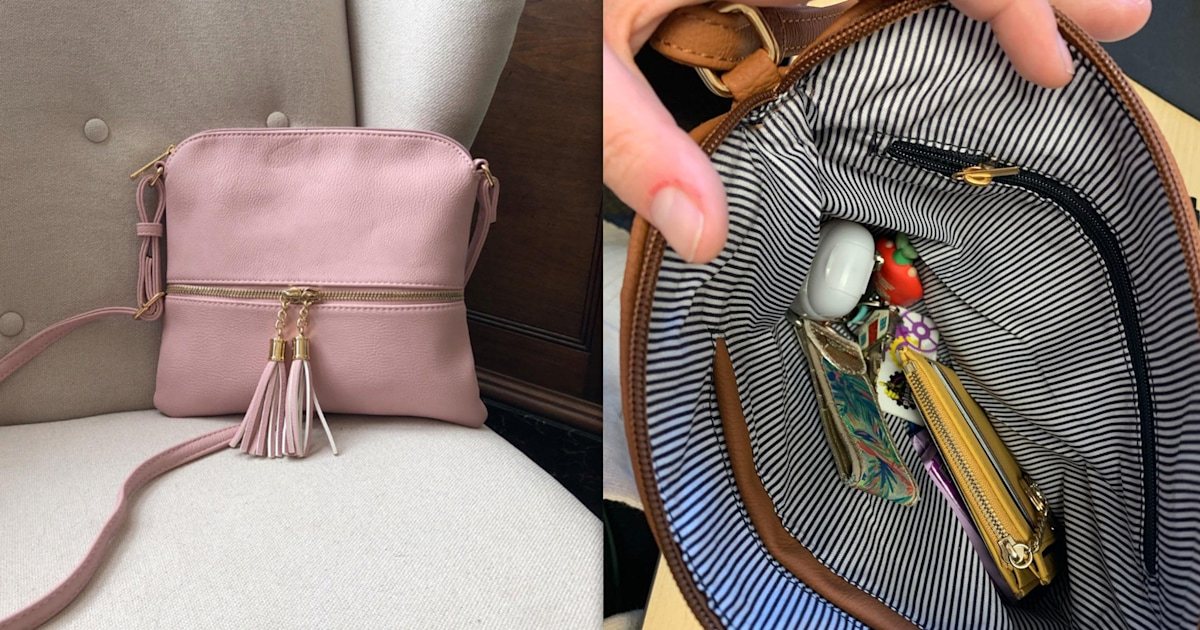 People are calling this the 'perfect crossbody bag' — and it's only $14