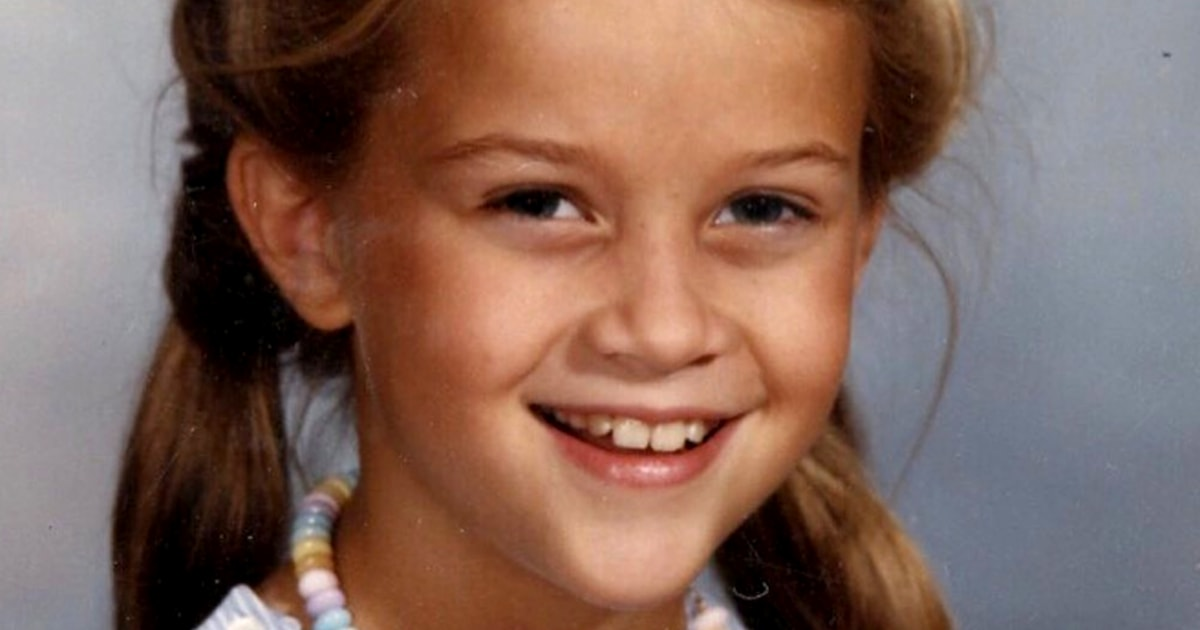 Reese Witherspoon shares funny 'mom tip' with adorable throwback photo