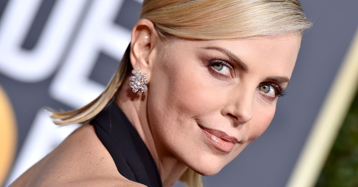 Charlize Theron shares rare photo of her daughter