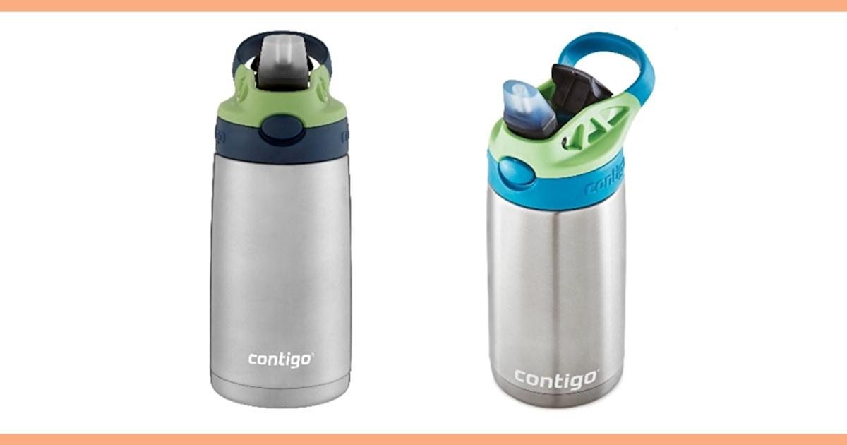 Recall affects nearly 6 million children's reusable water bottles