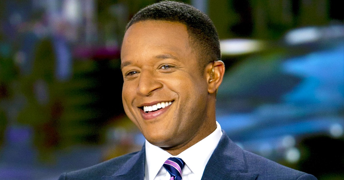 Craig Melvin admits he did this on his son's first day of kindergarten