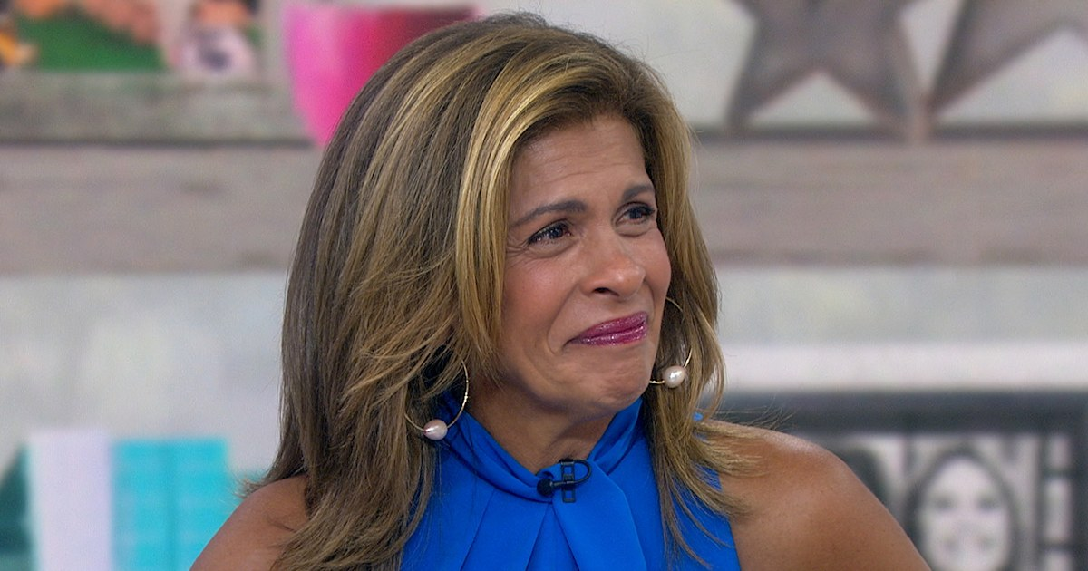 Hoda Kotb tells Maria Shriver about moving moment with daughter