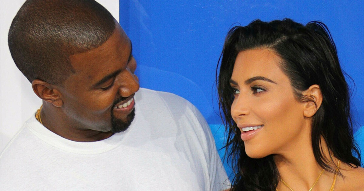 Kim Kardashian West reveals where she sees herself and Kanye in 10 years