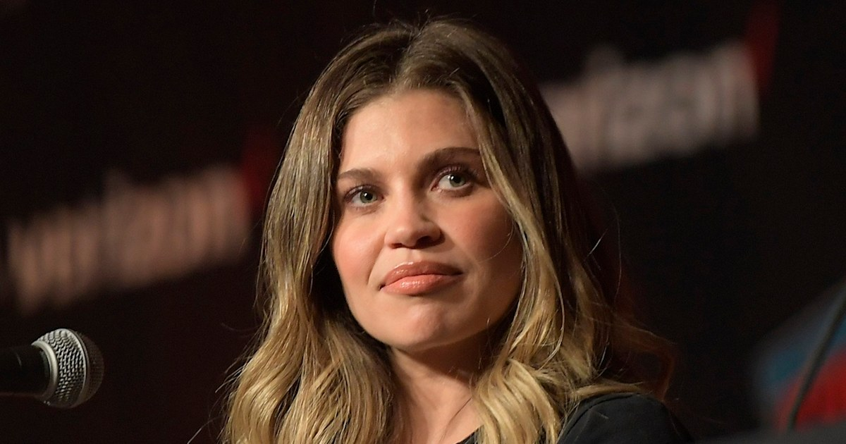 Danielle Fishel opens up about son Adler's rare medical condition