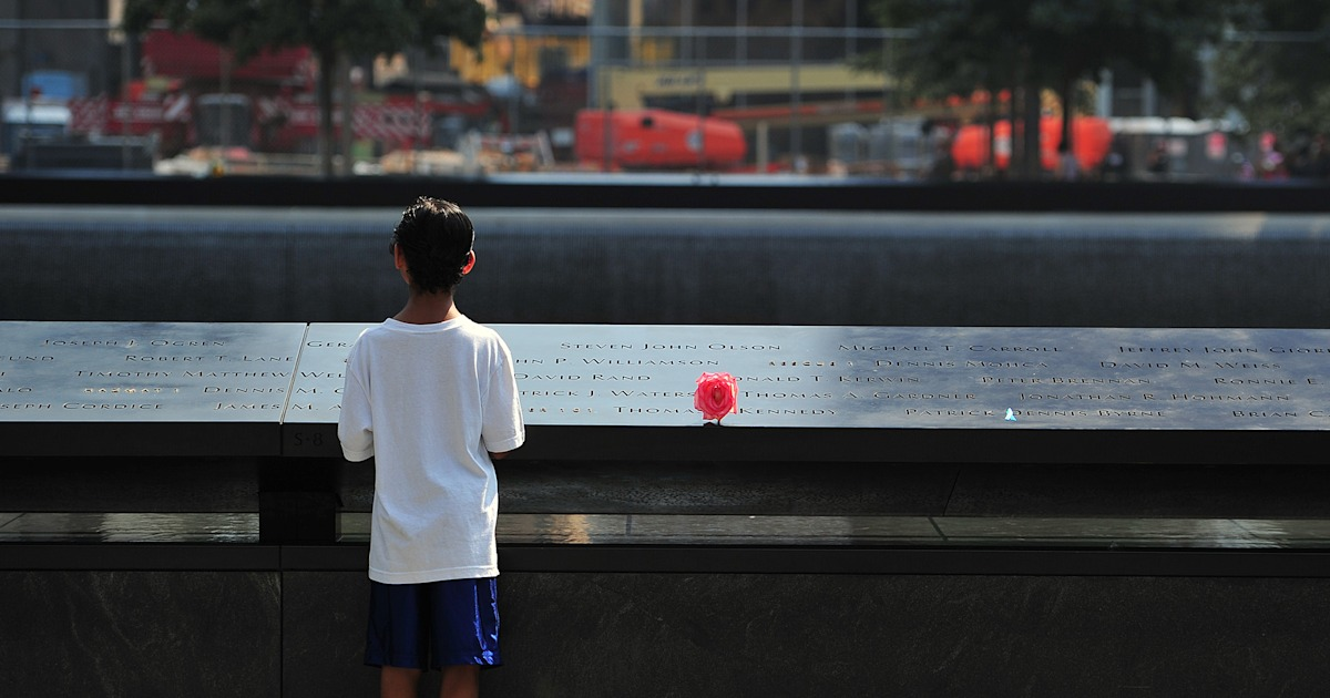 9 - 11: Answering children's questions about the attacks