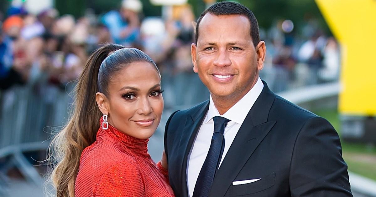 Jennifer Lopez shares details of sweet note Alex Rodriguez's daughter gave her