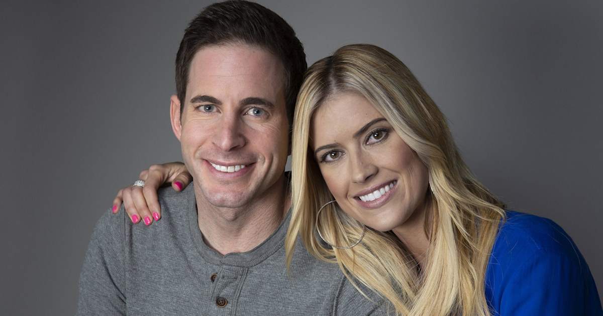 Christina Anstead and ex Tarek El Moussa share 'modern family' co-parenting moment