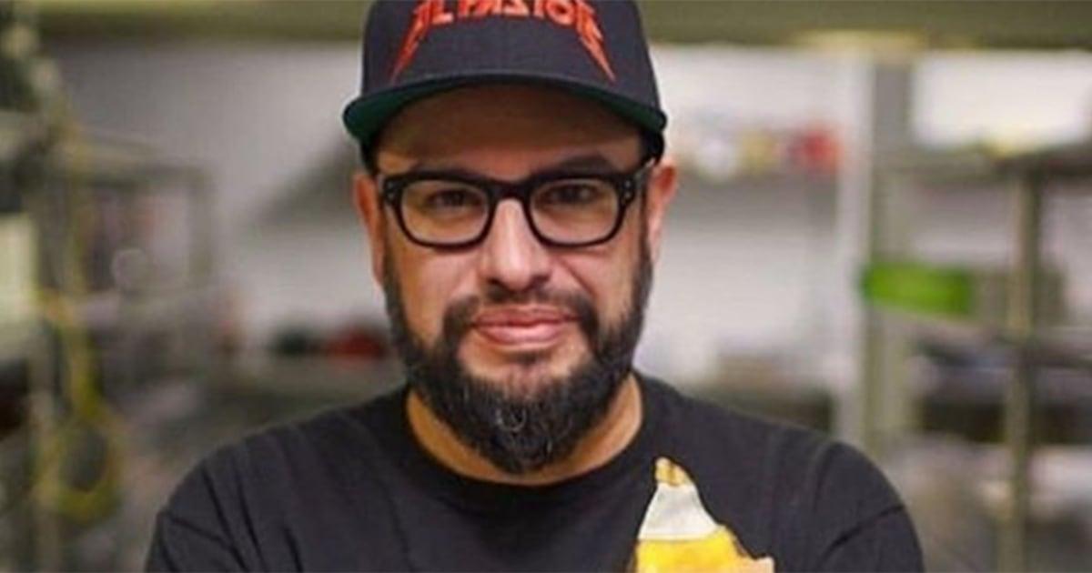 Carl Ruiz, Food Network star and celebrity chef, dies at 44