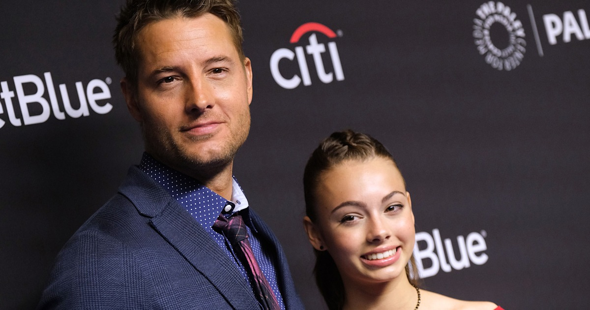 Justin Hartley shares the key to co-parenting with ex-wife: 'Make the effort'