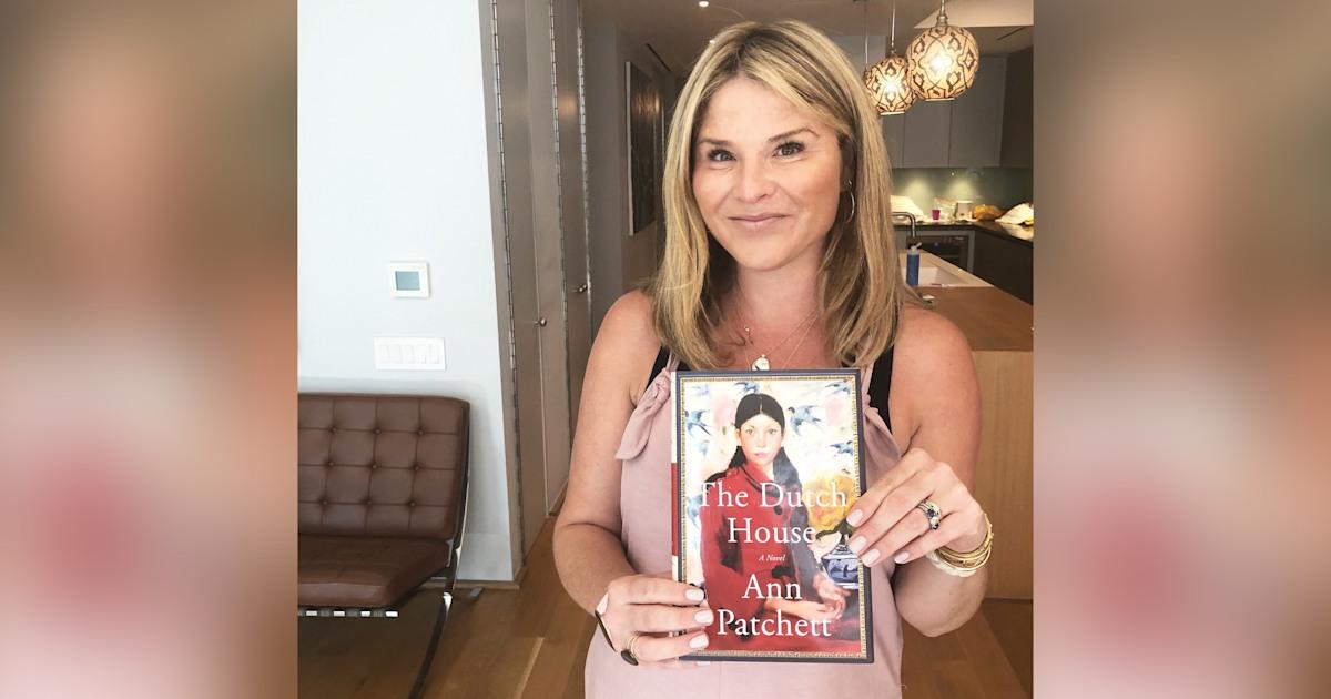 Jenna Bush Hager announces October book club pick