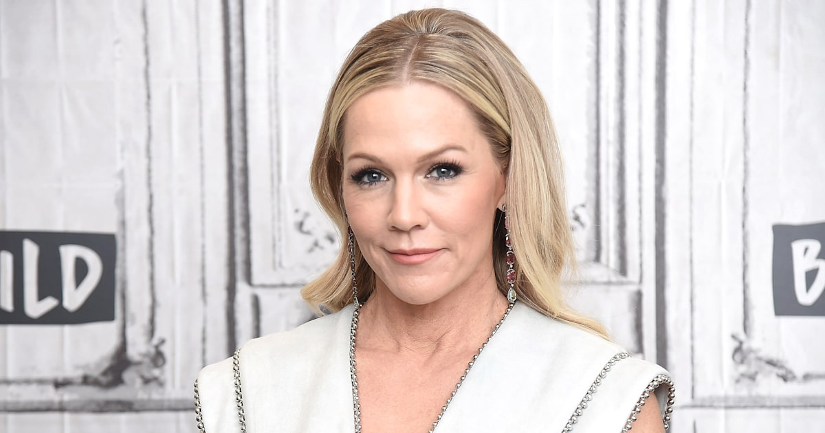Jennie Garth and her daughter will co-star in Lifetime movie