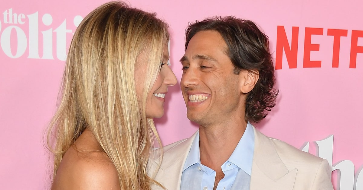 Gwyneth Paltrow explains why it took a year to move in with husband Brad Falchuk