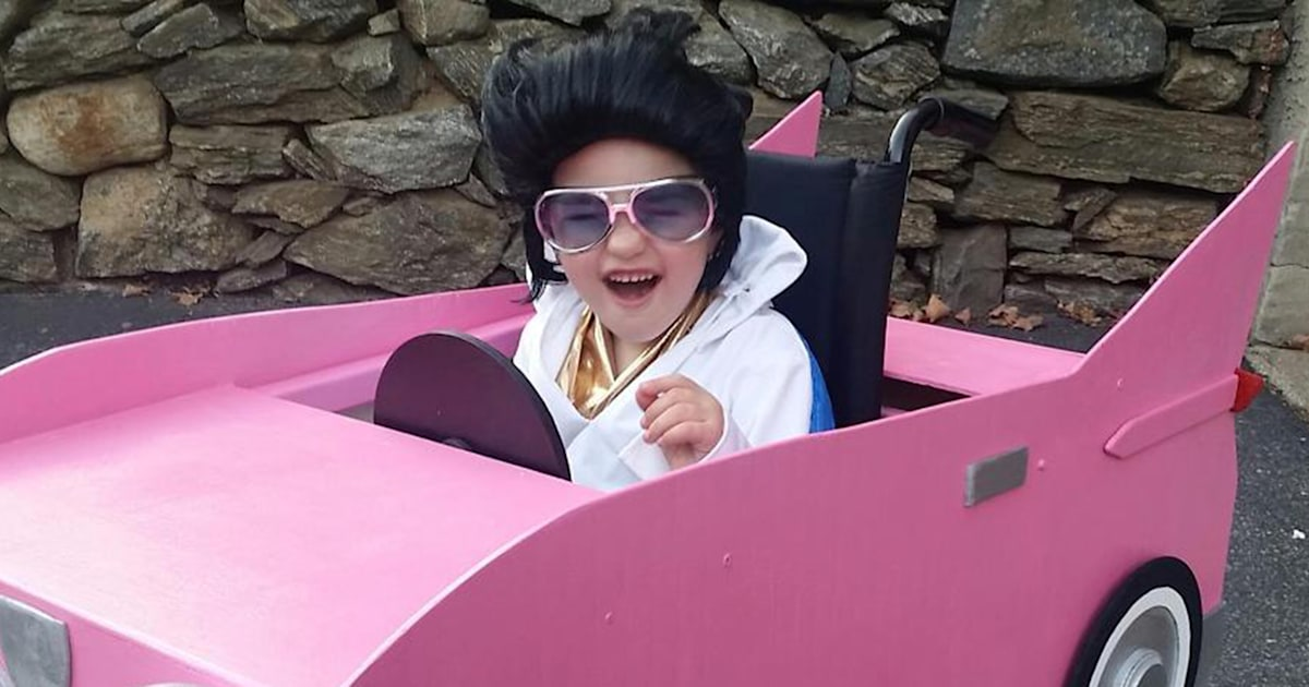These wheelchair Halloween costumes will inspire creativity
