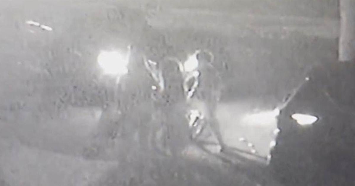 Video shows Massachusetts driver hit 4 kids before leaving scene