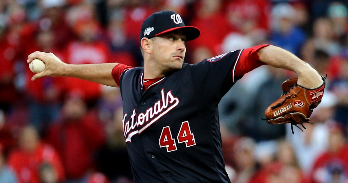 Nationals pitcher criticized for missing playoff game for daughter's birth