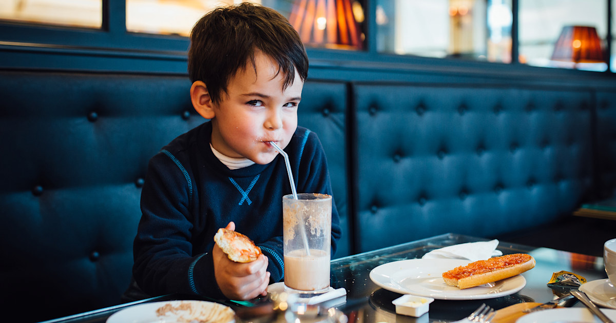 This $17 restaurant toy keeps my son entertained for hours