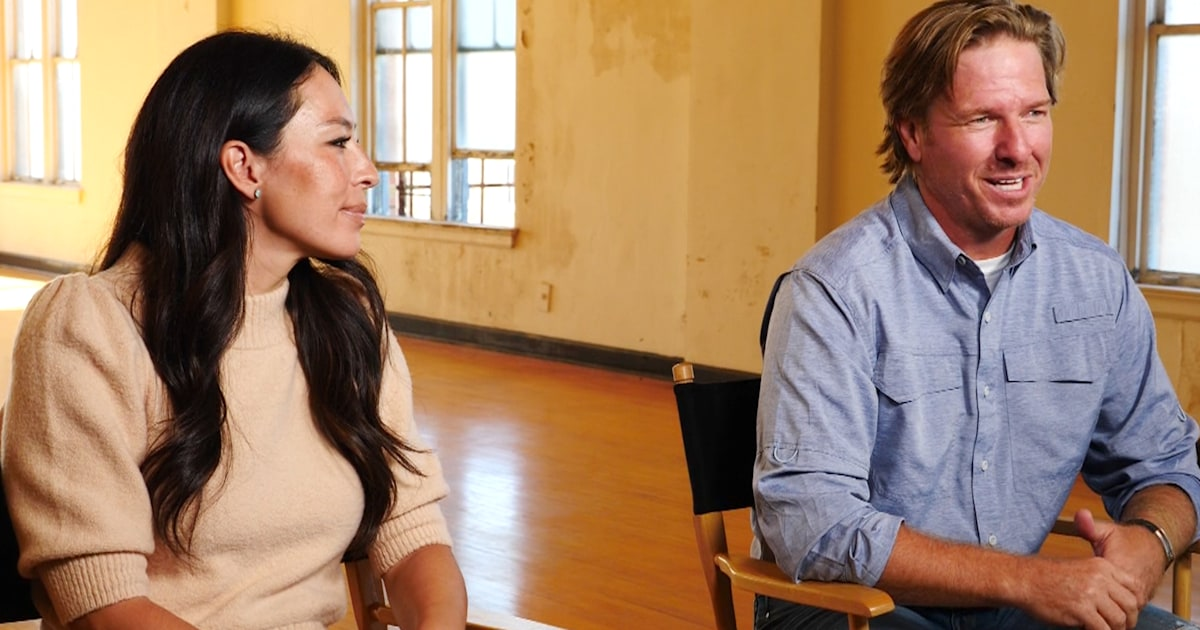 Chip and Joanna Gaines on growing their family: Will Crew get a 'little sibling'?