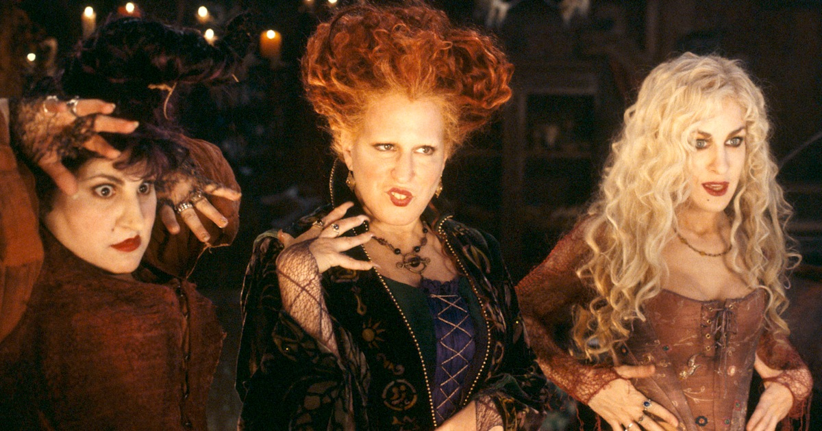 'Hocus Pocus' cast to reunite for virtual Halloween special — here's what we know