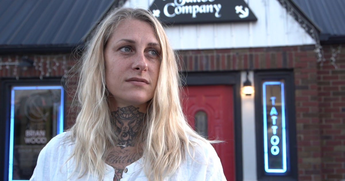 Meet the tattoo artist helping women recover from mastectomies