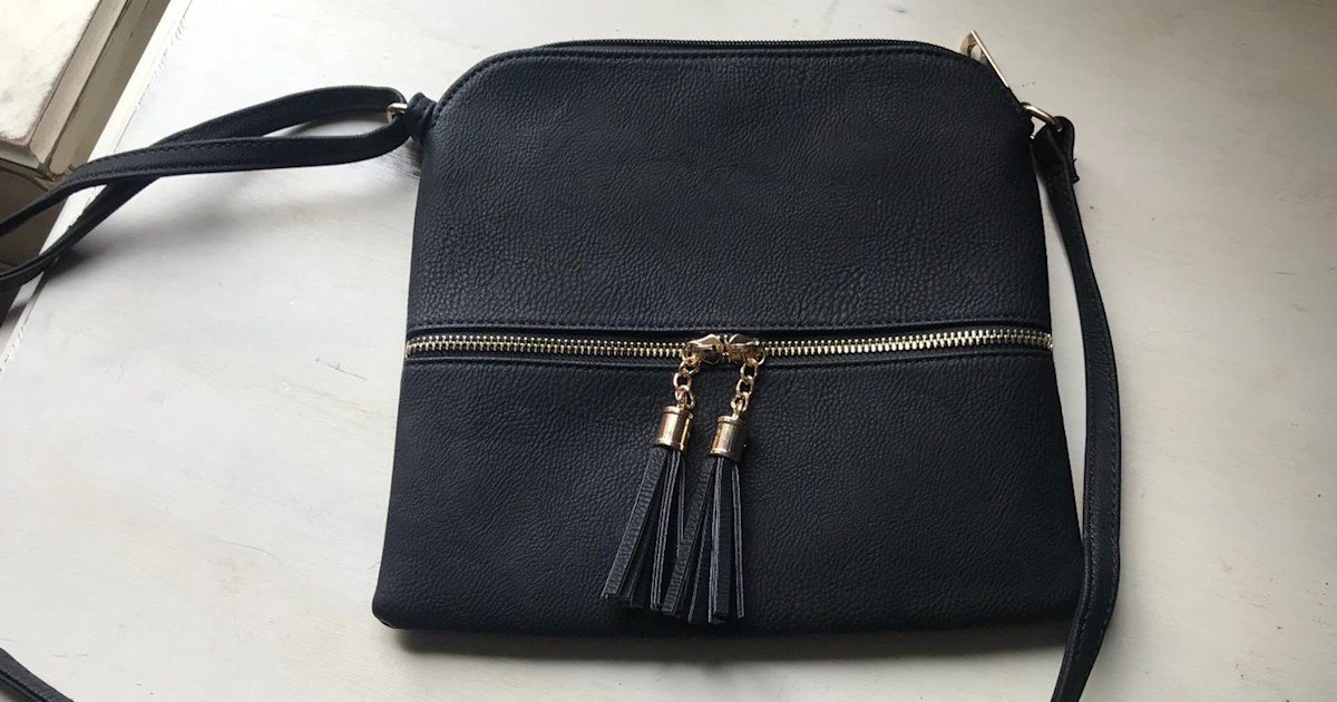 This 16 Purse Is Being Described As The Perfect Crossbody Bag