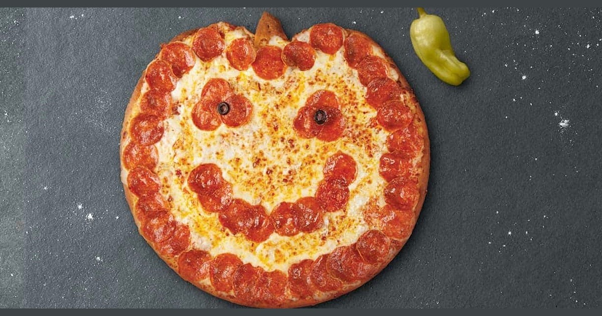 Papa Johns Halloween Pizza 2020 Papa John's Halloween pizza fail photos are going viral