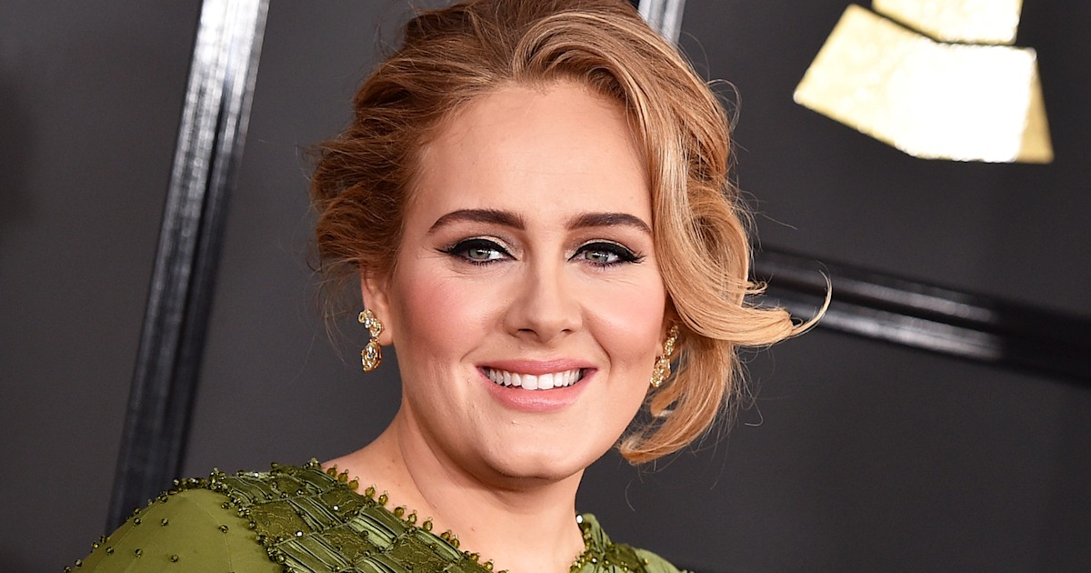 Adele Looks Incredible As A Glamorous Captain Hook On