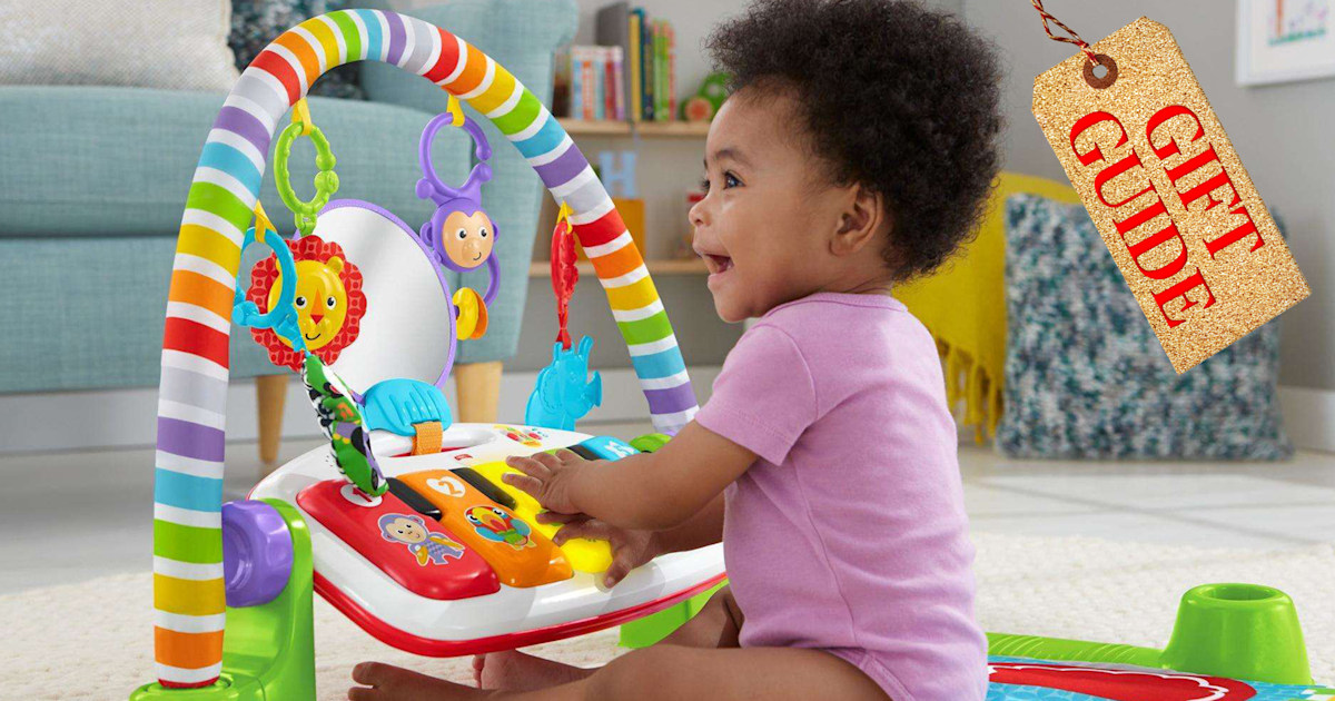 The best gifts for babies, according to child development experts
