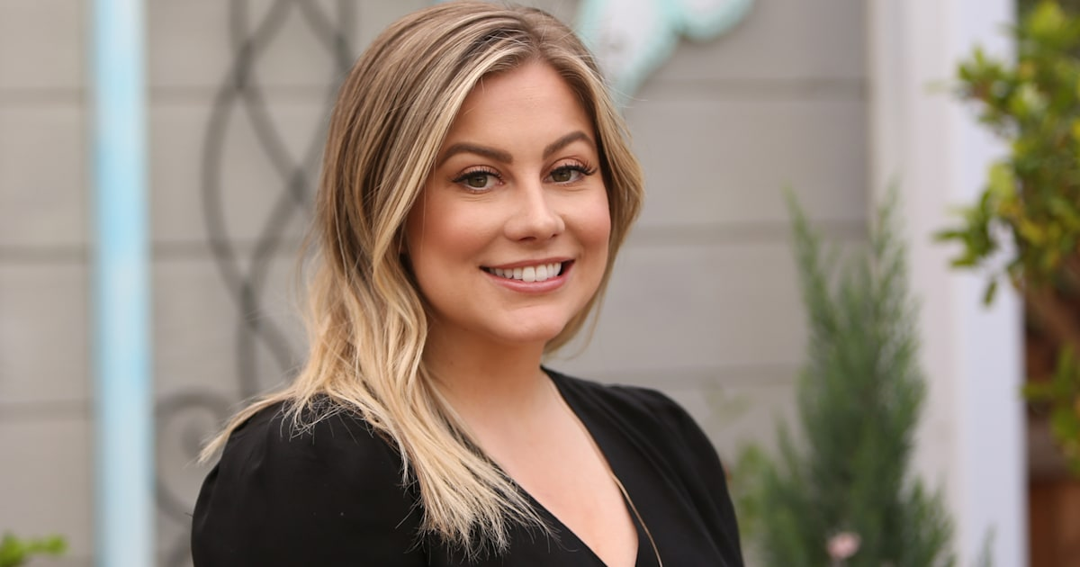 Shawn Johnson felt like she 'failed' when she had to have a C-section