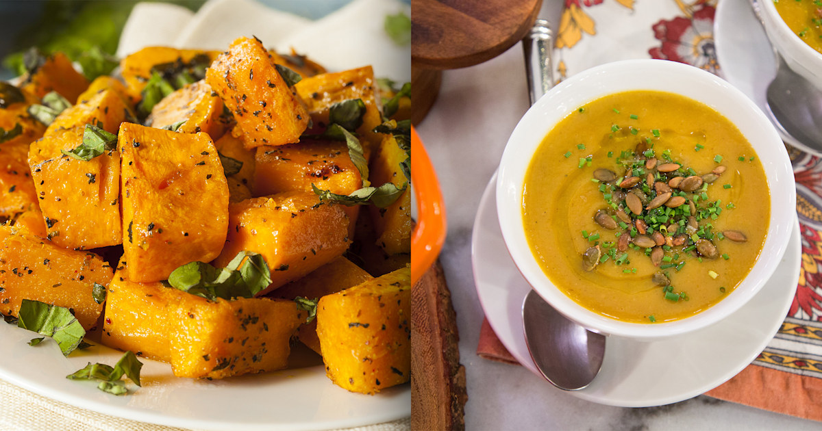 14 butternut squash recipes for delightfully cozy fall meals