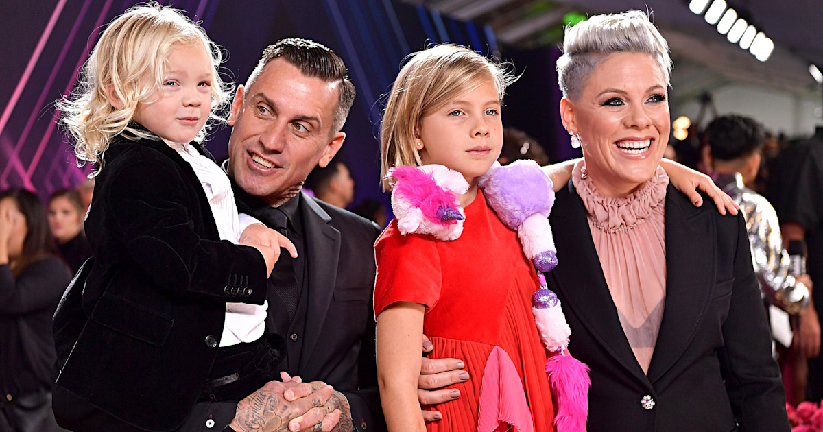 Pink says she is taking a break from music to focus on 'a year of the family'