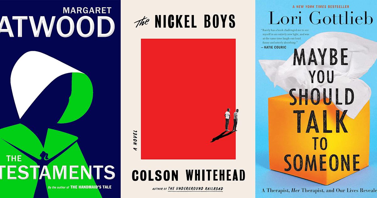 The 10 best books of 2019, according to Amazon Books editors