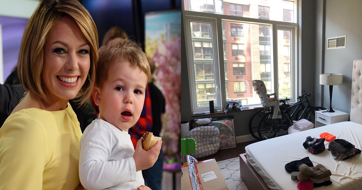 Dylan Dreyer reveals son Calvin's new big-boy room