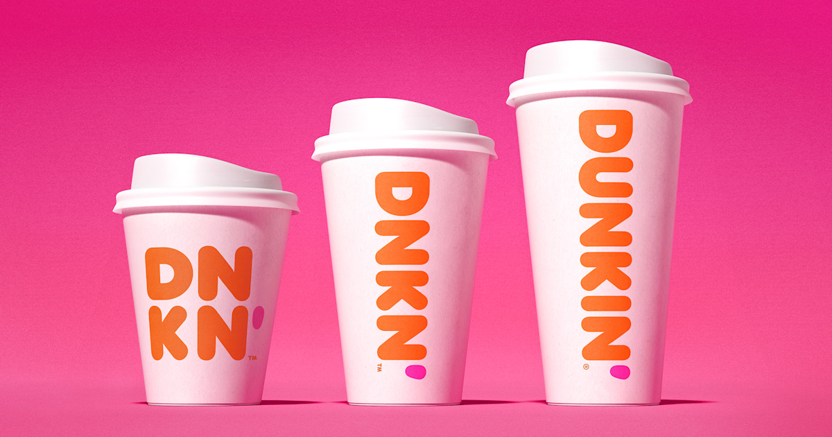 Dunkin's classic brewed coffee is getting a makeover this year