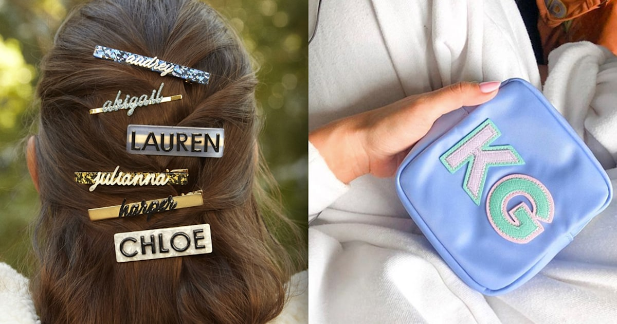 48 thoughtful customizable gifts your friends and family will love