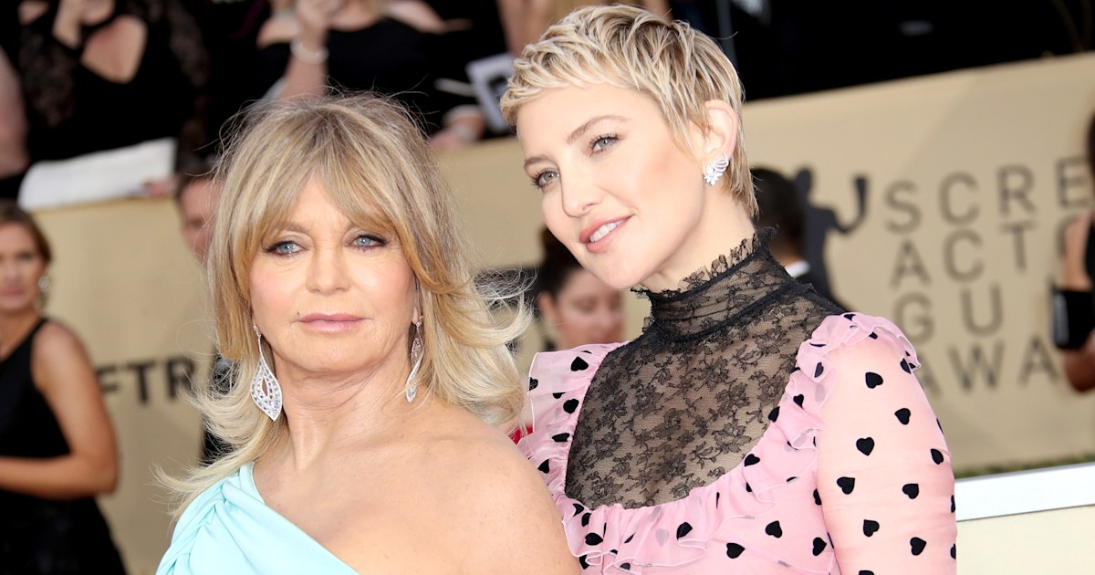 Kate Hudson wishes mama Goldie Hawn happy birthday with sweet photo