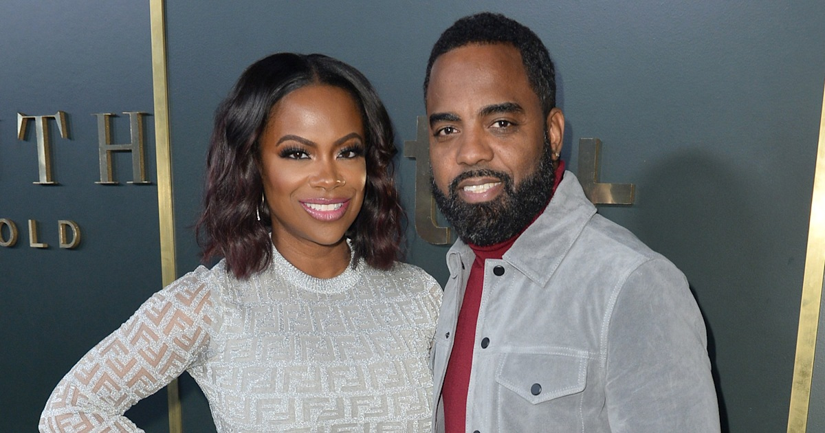 'Real Housewives' star Kandi Burruss shares 1st photo of Blaze Tucker