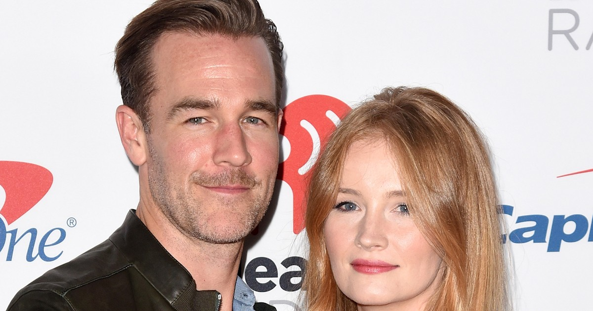 James Van Der Beek and wife 'still in repair' after devastating miscarriage