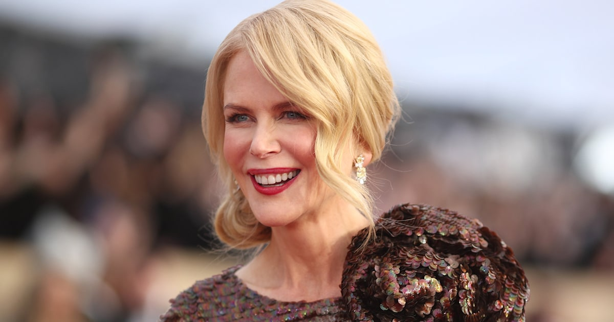 Nicole Kidman shares sweet photo with 11-year-old daughter Sunday