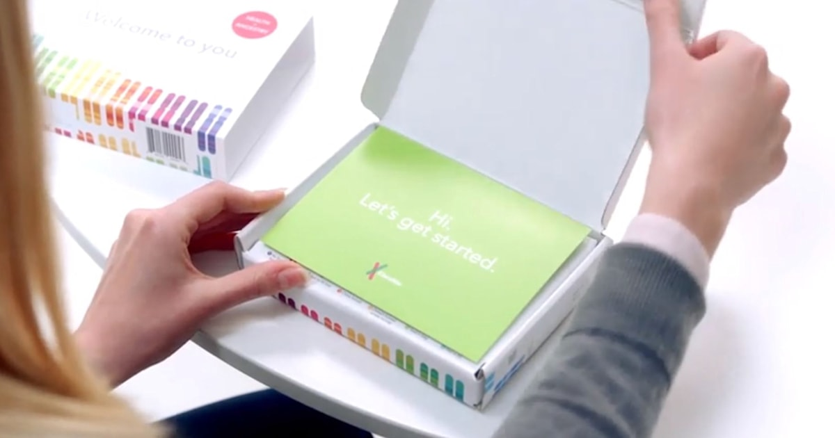 23andMe DNA kits are 50% off ahead of Black Friday