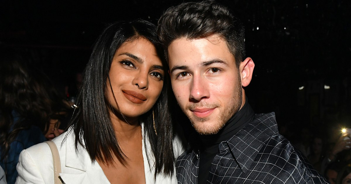 Nick Jonas and Priyanka Chopra introduce new rescue dog Panda