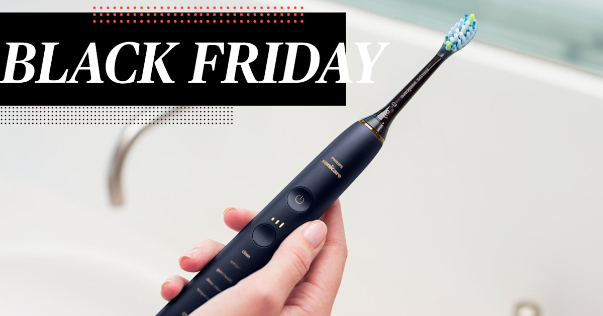 Philips Sonicare Diamond Clean Toothbrush Black Friday Deal