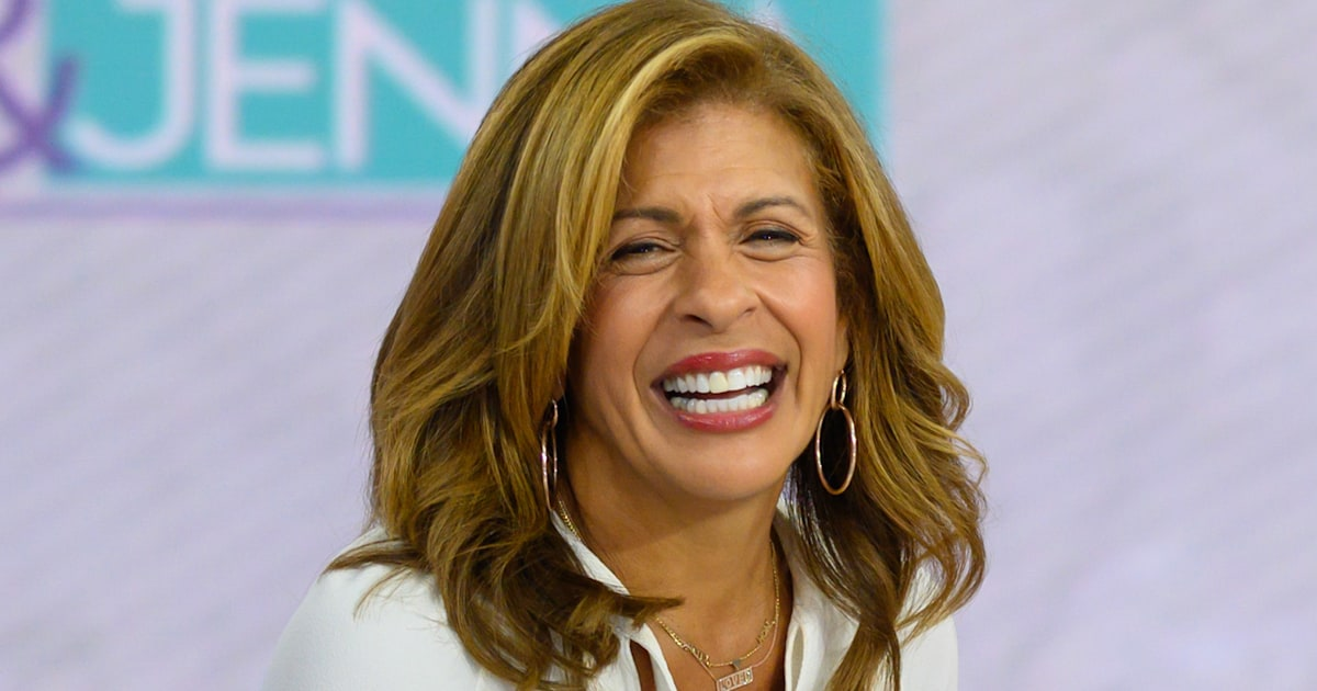 Hoda Kotb shares video of daughter Hope crawling for 1st time