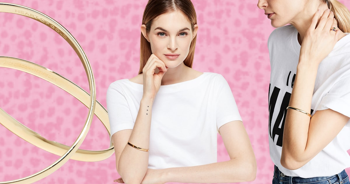 TODAY readers love this gold Kate Spade bracelet — and it's 29% off right now