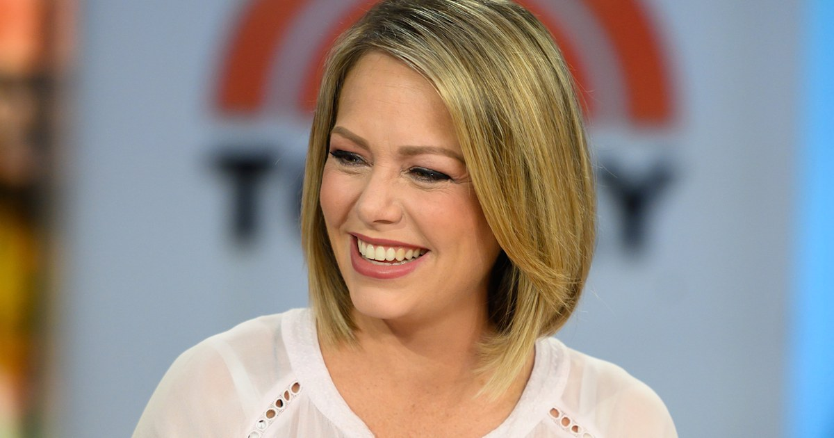 Dylan Dreyer says she prays and thanks God every night for pregnancy