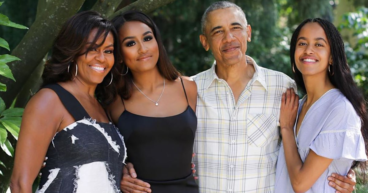 Michelle Obama shares the most emotional moment from dropping Sasha off at college