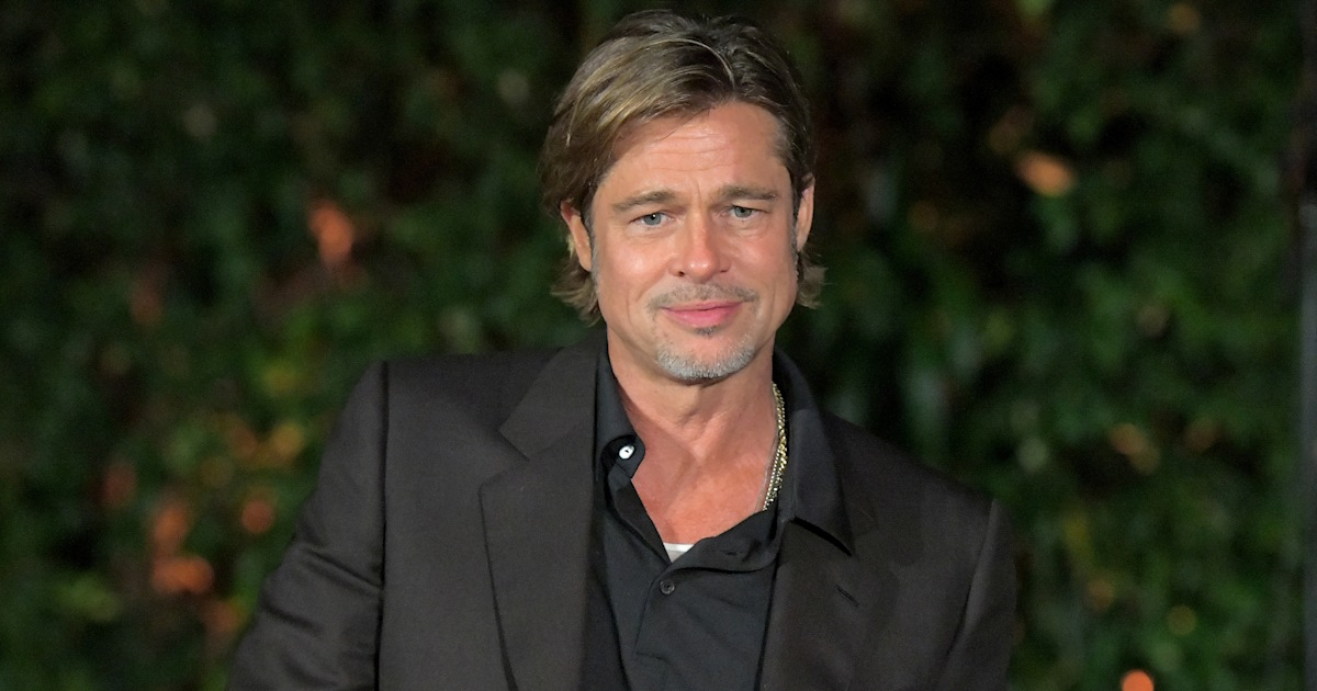 Brad Pitt addresses rumors about his dating life