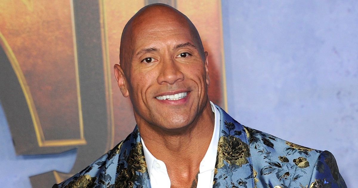 Dwayne Johnson's daughter, 4, was not impressed he starred in 'Moana'