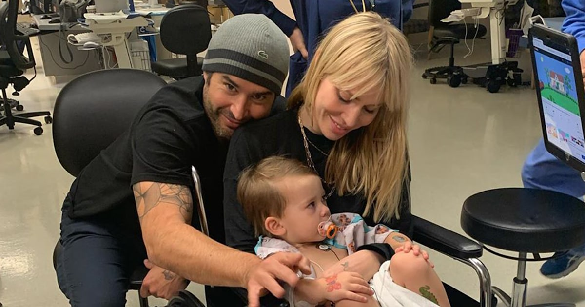 Natasha Bedingfield reveals her son underwent brain surgery