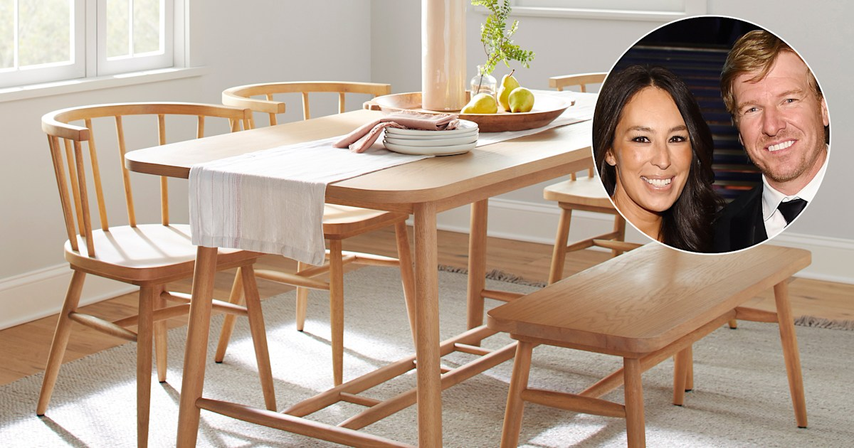 Chip And Joanna Gaines Hearth Amp Hand Target Collection Has Furniture Now