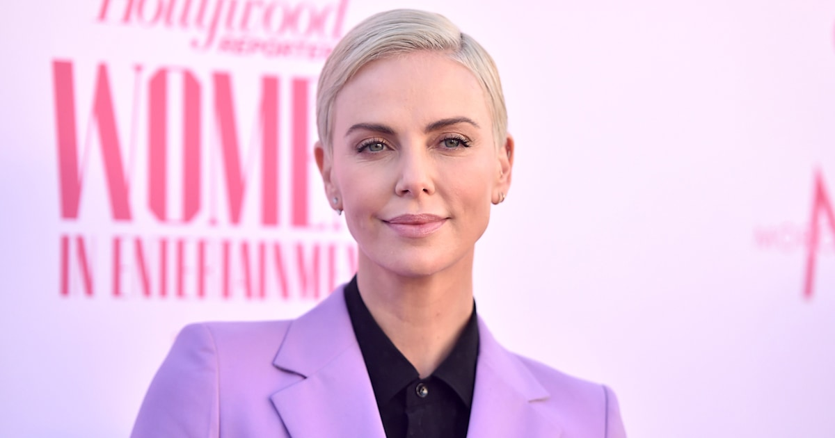 Charlize Theron remembers early days of motherhood in rare photo
